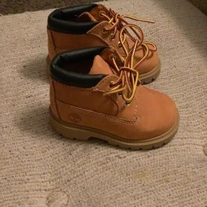 NWOT Toddler Timberland Boots size 4